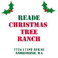 Reade Christmas Tree Ranch